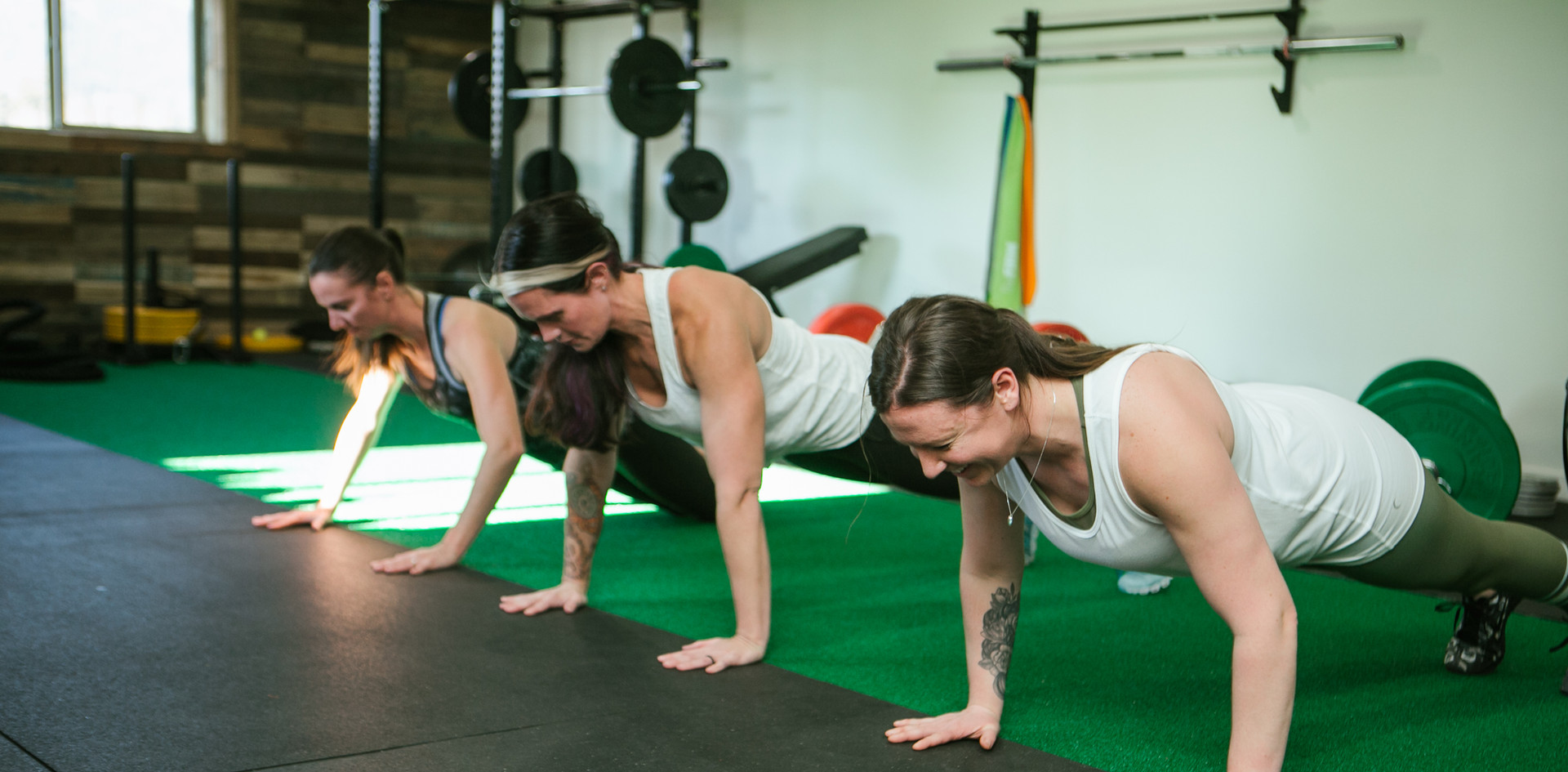 Need accountability?? Working out is always better with friends!