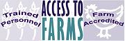 Acces to Farms Logo