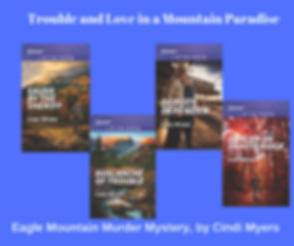 Eagle Mountain Murder Mystery, by Cindi