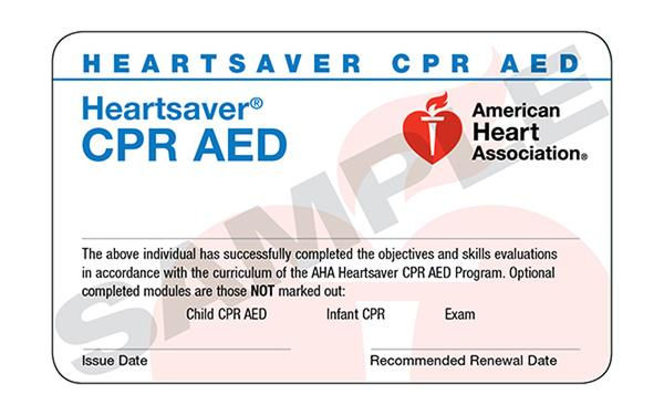 CPR & AED/ Choking