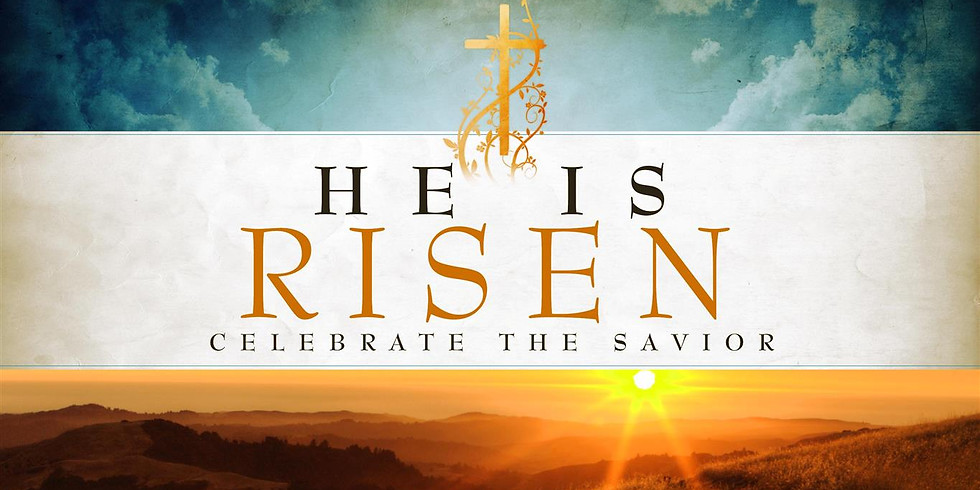 EASTER Sunday Service LIVE In Person