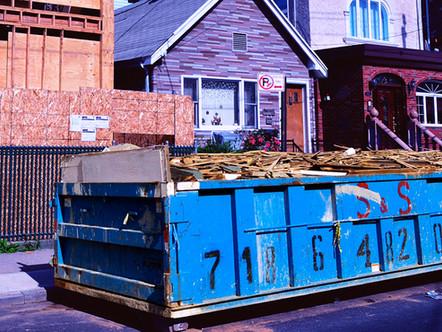 O problema do desperdício de materiais