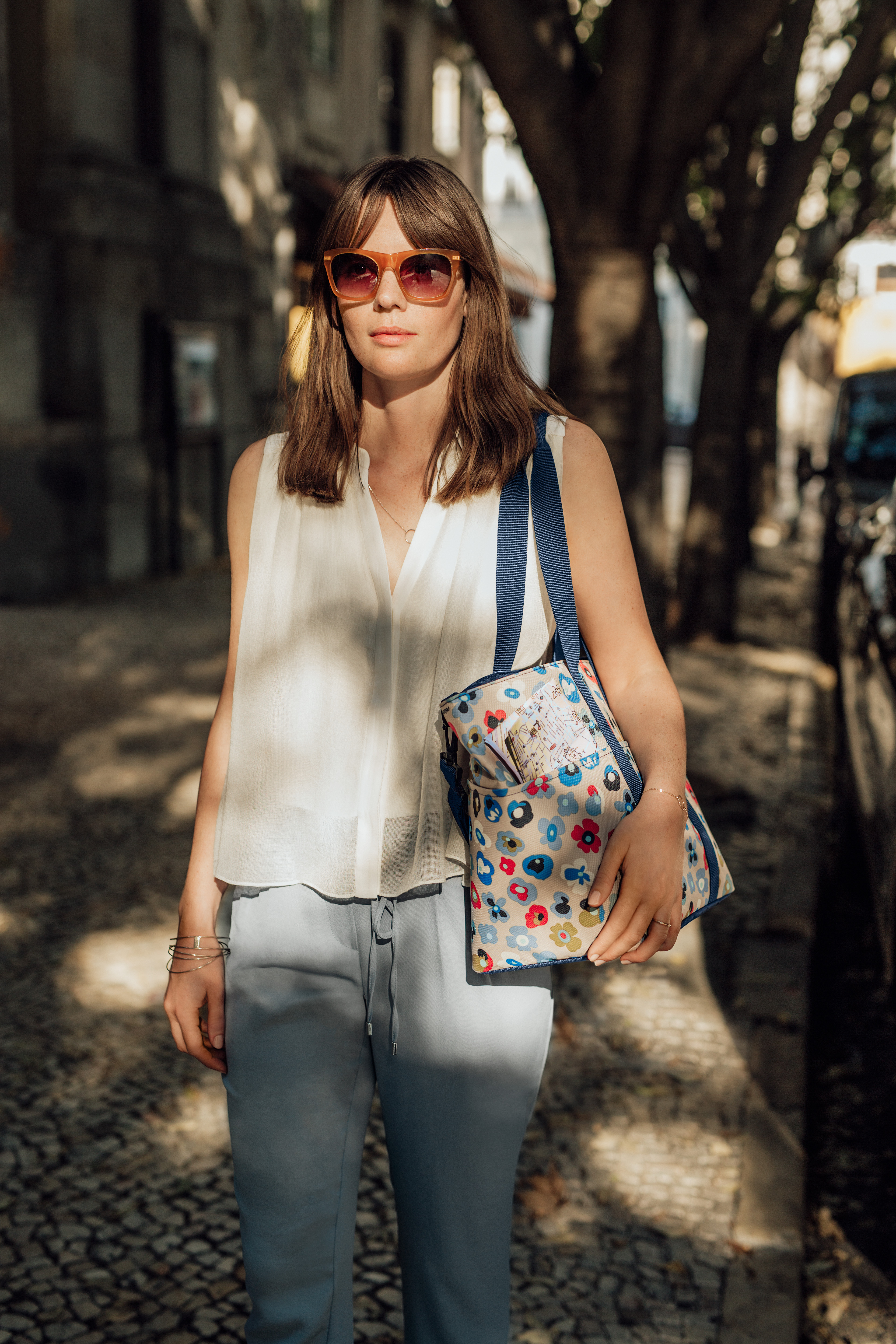 Multibag in Millefleurs