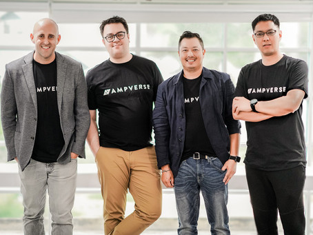 GAMING AND ESPORTS MEDIA COMPANY AMPVERSE LAUNCHES IN ASIA