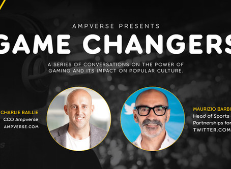 AMPVERSE PRESENTS: GAME CHANGERS INTERVIEW WITH MAURIZIO BARBIERI
