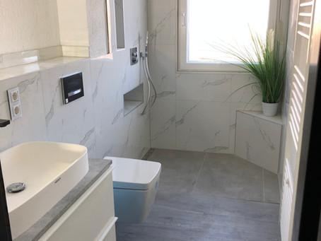 Badezimmer-modern