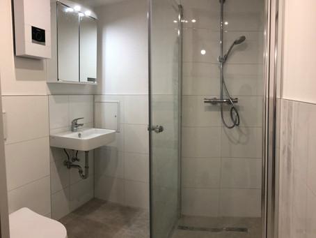 Badezimmer klein & fein