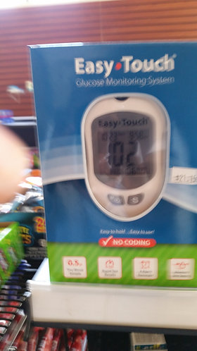Easy Touch diabetic Monitoring Machine
