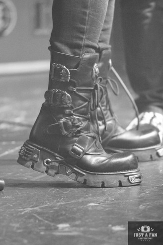 George's Boots - Just A Fan Photography - MadLife 1.17.2019