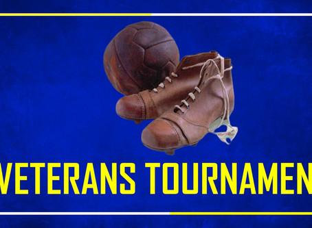 Veterans Tournament 2020
