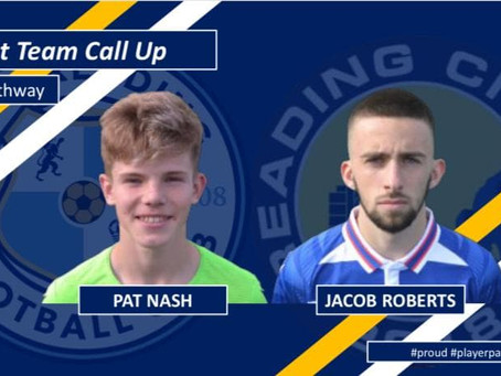 Youngsters receive call up to first team after cup performances.