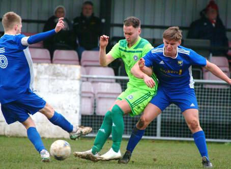 Reading City 0-1 Brimscombe & Thrupp