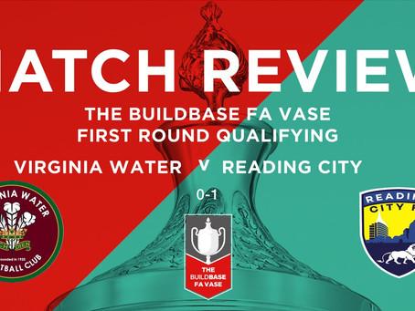 Butcher's strike sees City progress in FA Vase
