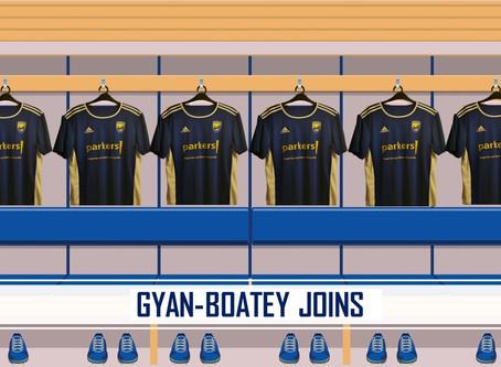 Stacy Gyan-Boatey Joins