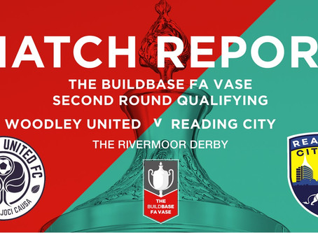 City Cruz Into FA Vase First Round Proper