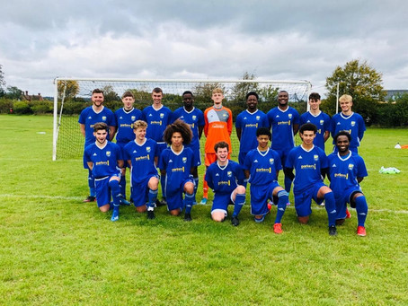 New look Under 23 squad suffer open day defeat