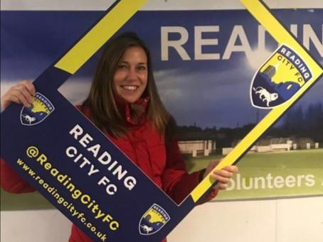 Victoria Pyke recognised as Volunteer of the Season
