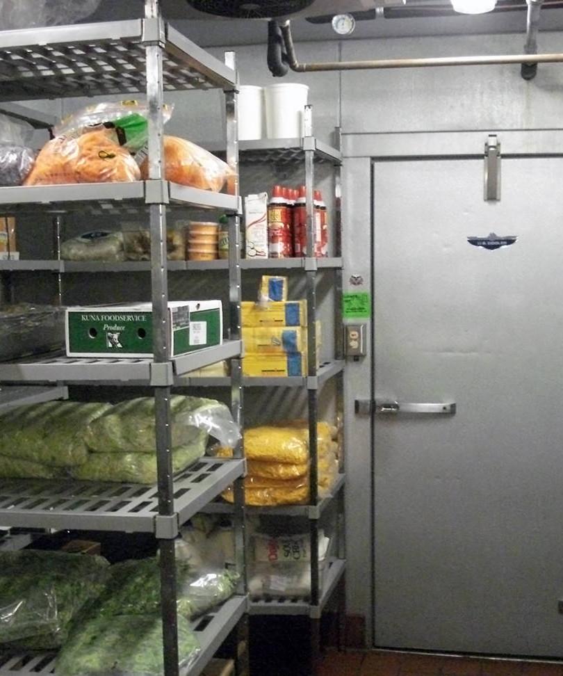 Walk in Refrigerators