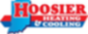 HVAC Company - Hoosier Heating and Cooling Logo