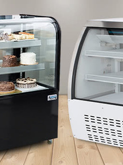 Refrigeration Display Cases