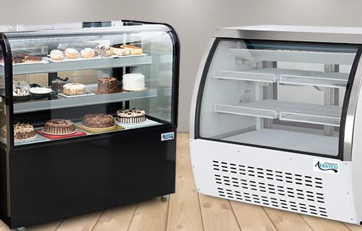 Refrigeration Display Cases