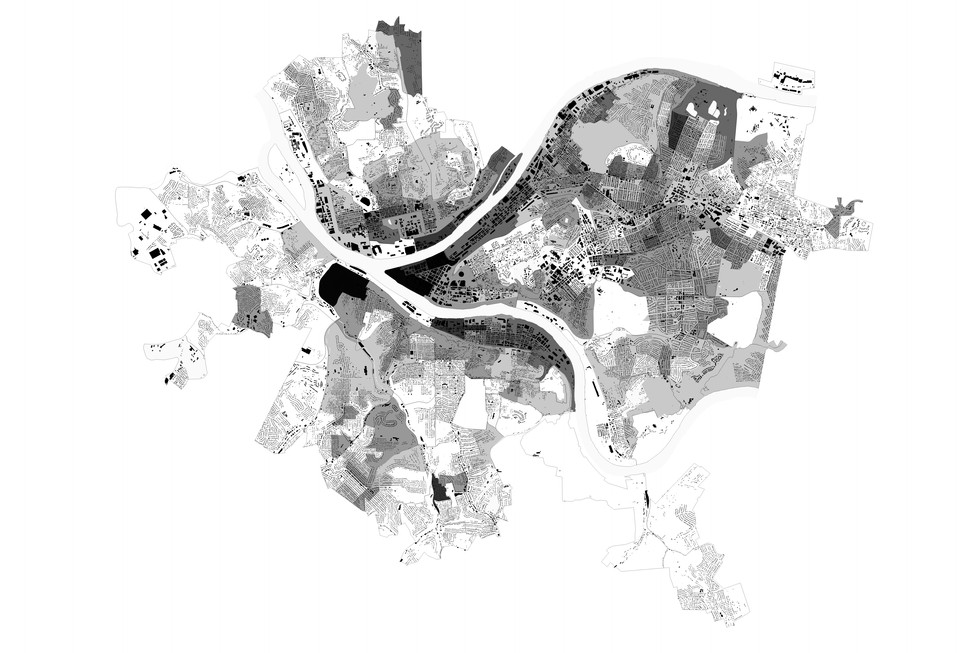 Pittsburgh Urban Data and Development Process Analysis
