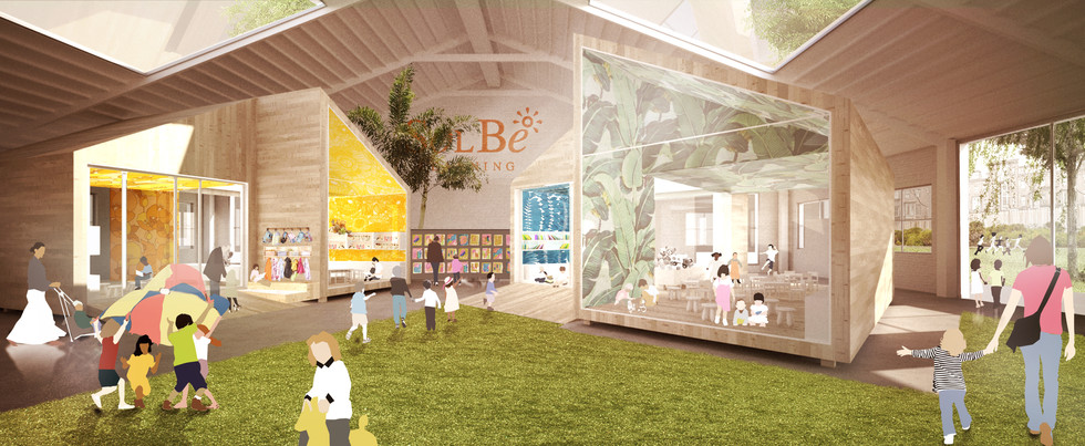 SolBe Learning Center Prototype