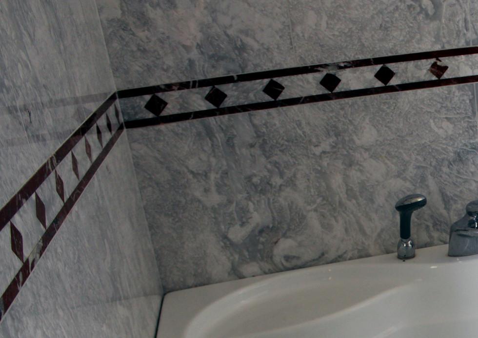 Favalli Marmi Bathroom design.