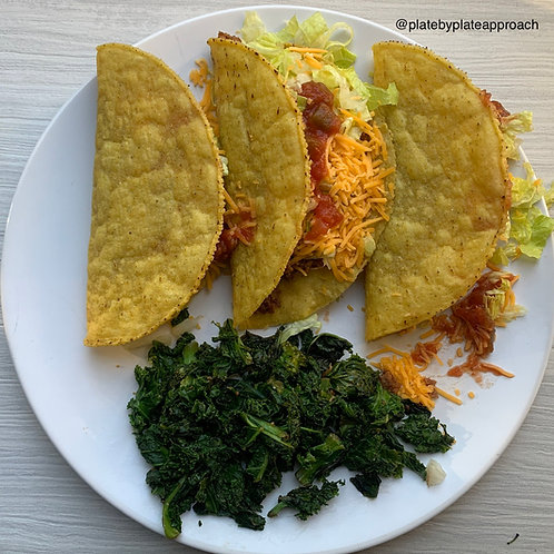 SPANISH - Quick and Easy Dinner Ideas -Plate-by-Plate Approach®