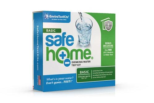 Water Test Kit - Basic - 5 contaminants