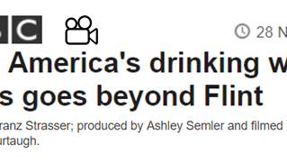 """""""What Happened in Flint . . . May Just be the Tip of a MASSIVE Iceberg"""""""
