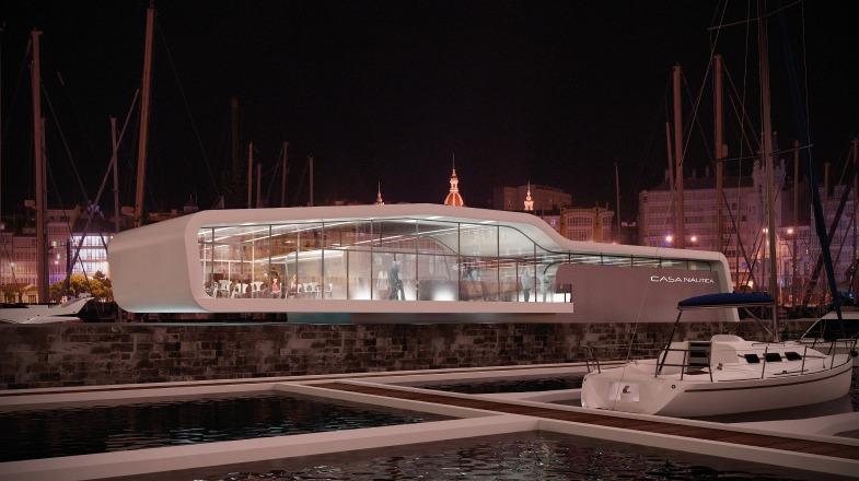 Club de Yates, A Coruña