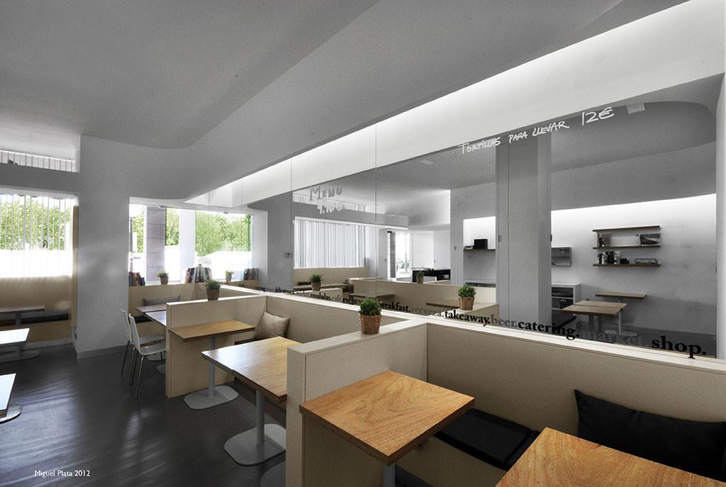 Restaurante Sabón-Café