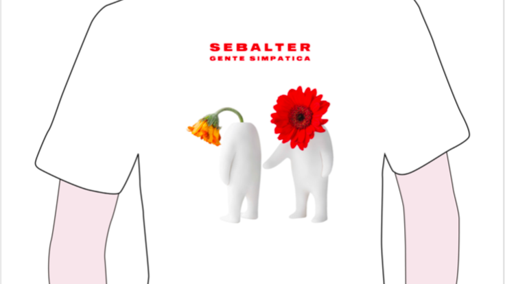 """T-Shirt """"Gente simpatica"""""""