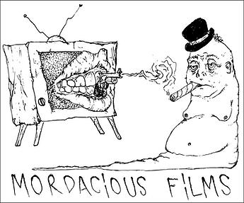 Mordacious Films Logo BoW.png