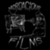 Mordacious Films Round Logo BoW.png