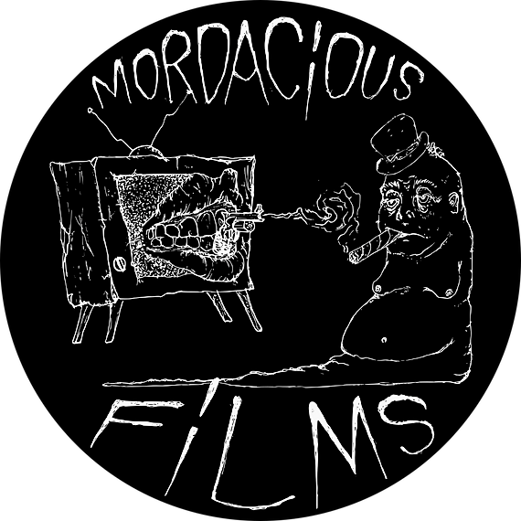 Mordacious Films Round Logo BoW.png