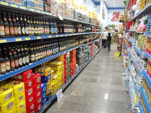 Disponibilidade do álcool em lojas e supermercados: dias e horas de venda afetam o consumo