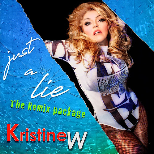 LIMITED EDITION Just A Lie: The Remix Package