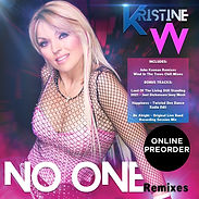 No One Remixes PreOrder