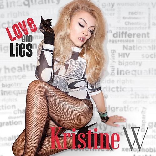 LIMITED EDITION Physical CD Love And Lies