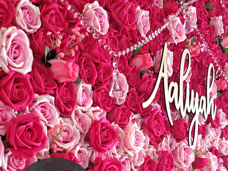 Miami's NEWEST Flower Wall Rental Company is here!