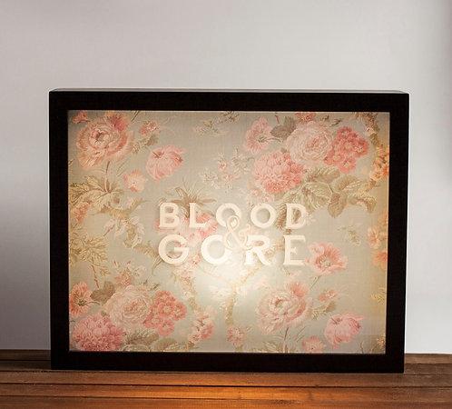 """Blood & Gore"""