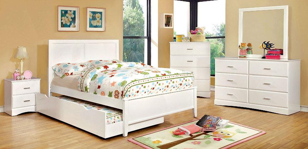 Spectrum V Youth Bedroom Set