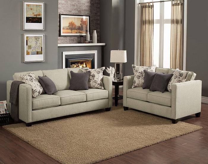 Arbol III Fabric Sofa Set