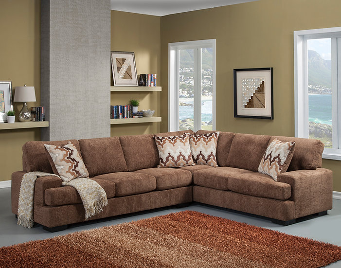 Sienna Tan Sectional