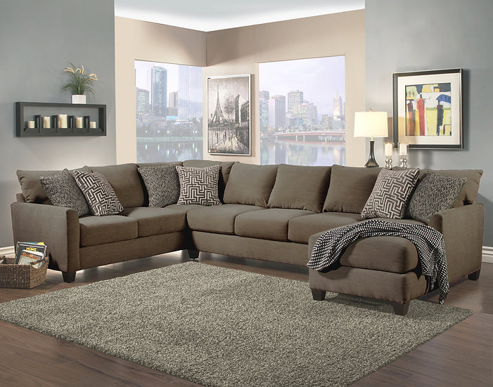 Romeo II Sectional