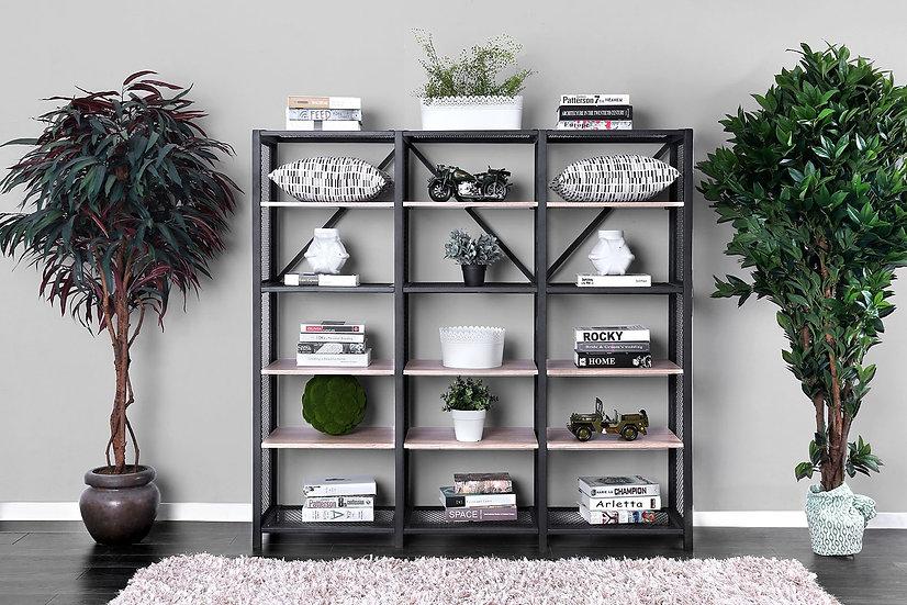 Elevated 5-Tier Shelf