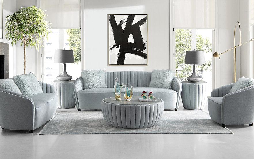 Lotus Mint Sofa Set