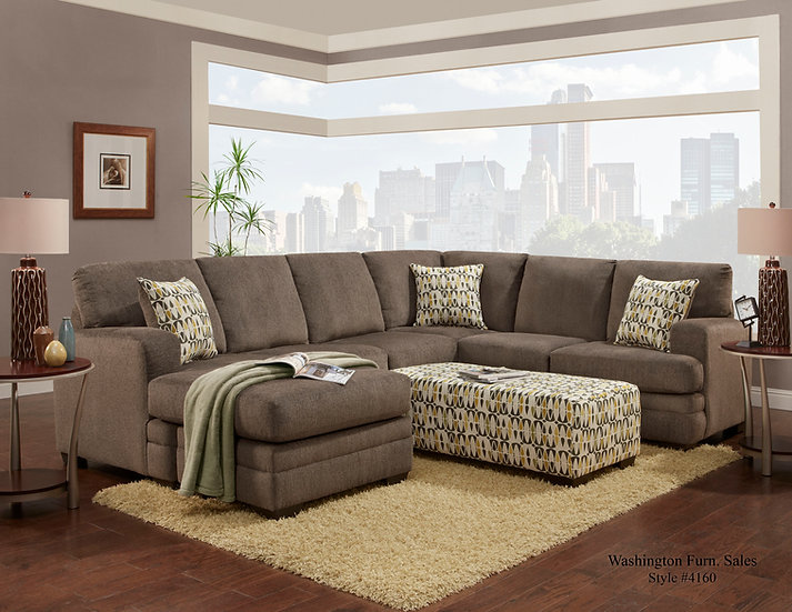 Hilltop  Sectional